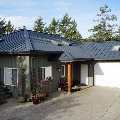 Interlock 174 Standing Seam Roof Honolulu Metal Roofing