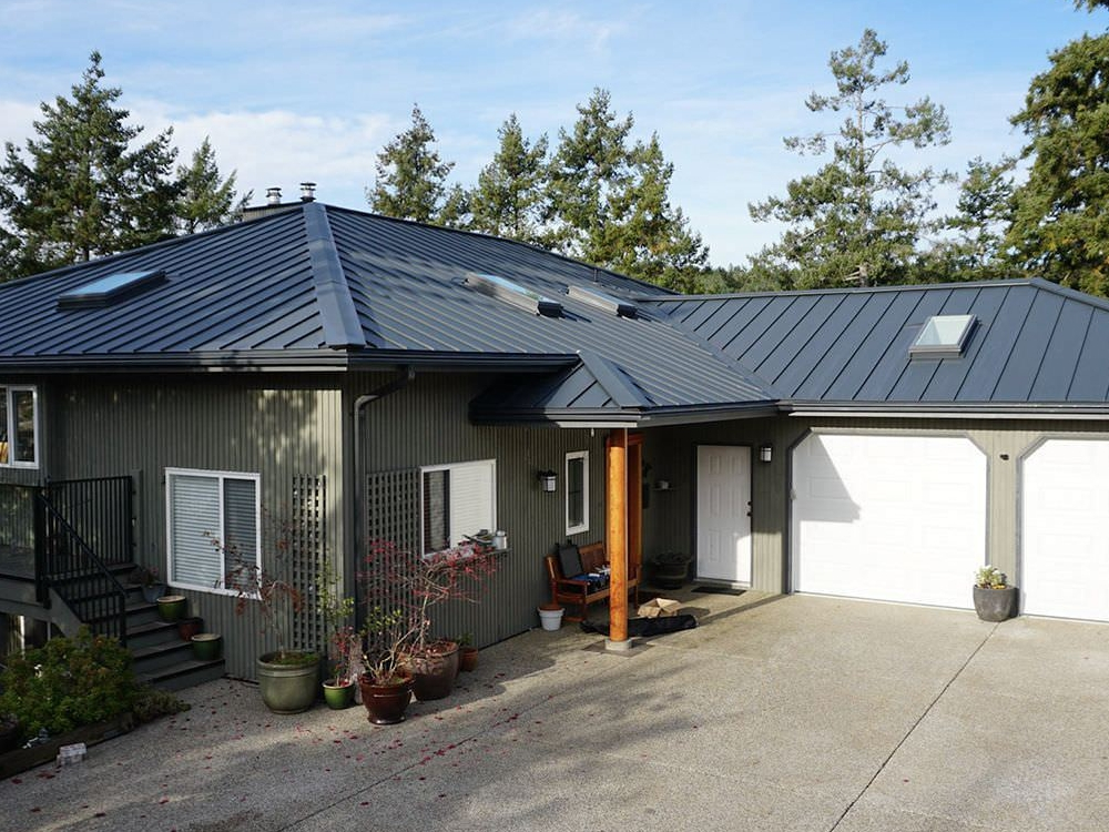 Interlock 174 Standing Seam Roof Honolulu Metal Roofing