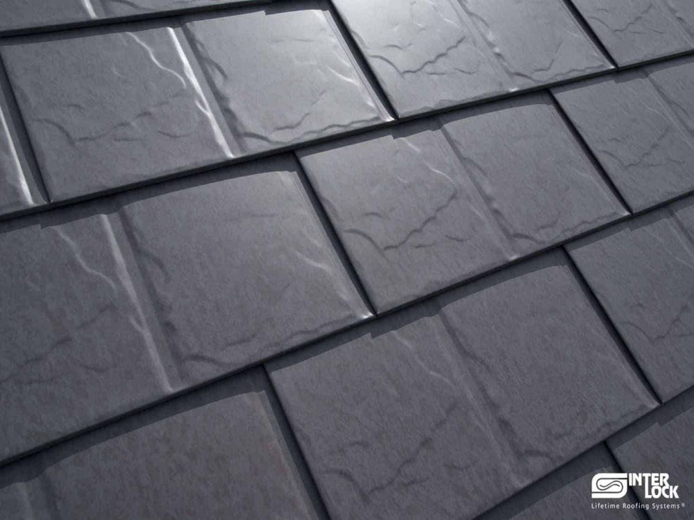Interlock 174 Cedar Shingles Honolulu Metal Roofing